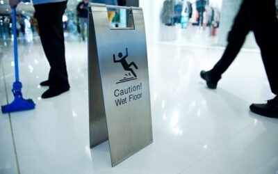 How to Claim for Slipping and Falling in Shopping Malls